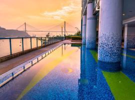 汀兰居,位于香港的酒店