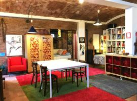 Loft Art Studio Sant Cugat - Barcelona