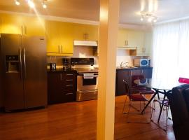 Appartement style moderne à Montreal