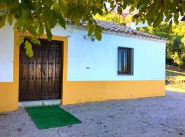 villa with 2 bedrooms in albanchez de mágina, with wonderful mountain view, p...