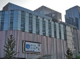 汉庭郑州火车东站酒店