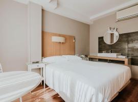 Hotel Isasa,位于洛格罗尼奥的酒店