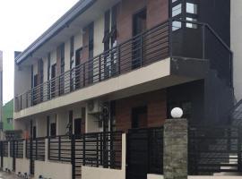 Lucena Transient Studio Apartment, Ilayang Dupay