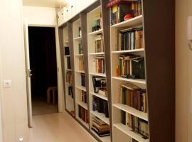 Rooms on Udaltsova 14