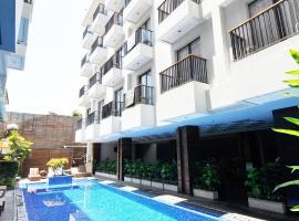 巴厘岛水明漾平酒店
