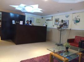Ashosh Hotel Felele Rab, Ibadan (IbadanSouth-West附近)