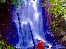 Waterfall Café Retreat