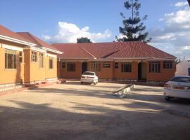 Square Suites, Mbarara (Kashari附近)