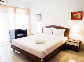 Cozy 1BR Tamansari Semanggi Apartment By Travelio