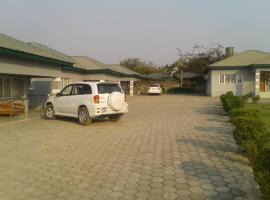 Parkrive Apartments, Kitwe (Mufulira附近)