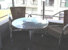 apartment with one bedroom in gandia, with wonderful city view, furnished bal...
