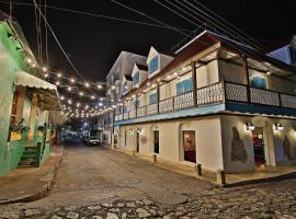 弗洛雷斯德岛酒店, Flores