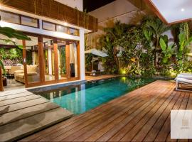 LUXURIOUS ROOMS in a brand new private pool villa