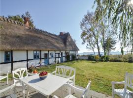 Four-Bedroom Holiday Home in Askeby