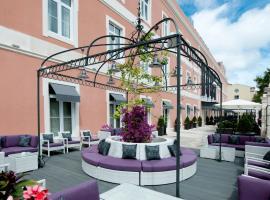 萨那银海岸酒店, 卡尔达斯达·赖尼亚
