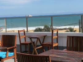 Seaside plage hôtel