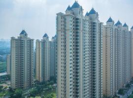 济南市历城区·高新万达广场·路客精品公寓·00126020