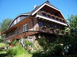 Ferienwohnung am alten Backhaus
