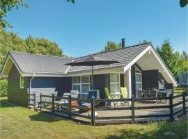 Three-Bedroom Holiday Home in Toftlund
