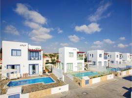 Three-Bedroom Holiday Home in Chlorakas