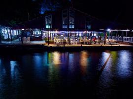 背包客酒店及餐厅, Rio Dulce