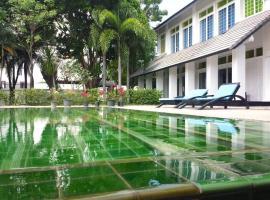 苏梅岛家庭公寓酒店, 波普托