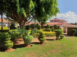 The Hotel Marriot, Eldoret