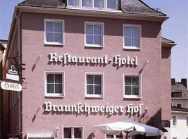 布朗斯韦尔霍夫酒店