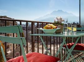 卡斯卡达瑞士品质酒店