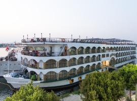 M/S Liberty - 04 & 07 Nights each Monday from Luxor - 03 Nights each Friday from Aswan