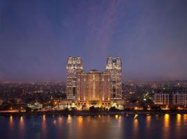 费尔蒙尼罗河城市酒店,位于开罗的酒店