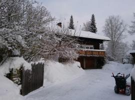 Landhaus Bernecker, Bay.W.