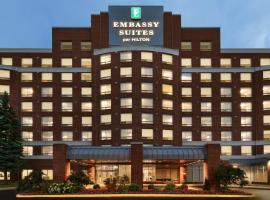 蒙特利尔机场希尔顿大使馆套房酒店