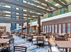 明尼阿波利斯机场大使套房酒店