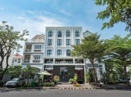 西贡南帕克兰酒店
