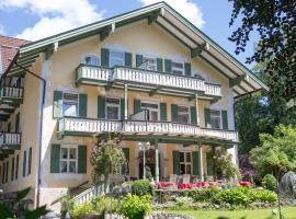 阿多连娜别墅酒店, 若特阿赫-埃根