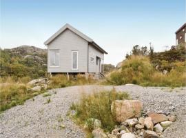 Three-Bedroom Holiday Home in Lindesnes, Ramsland