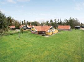 Four-Bedroom Holiday Home in Blavand