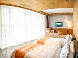 在之禾度假酒店·二道白河, 安图县