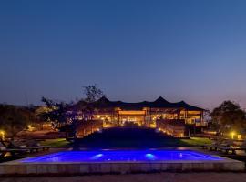 Ndhula Luxury Tented Lodge