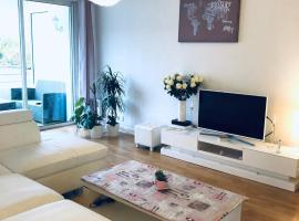 Appartement cosy et très bien situé