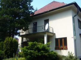 Exclusive apartment in villa