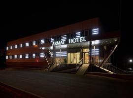 阿玛特酒店, 伊尔库茨克