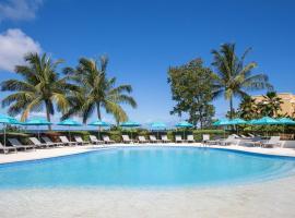 海滩景观酒店