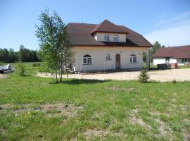 Viesu māja OKSART, Turkalne (Ogre Municipality附近)