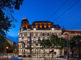 Bank Hotel, 利沃夫