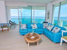 Apartamento Azul 401