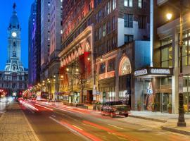 费城市中心坎布里亚酒店