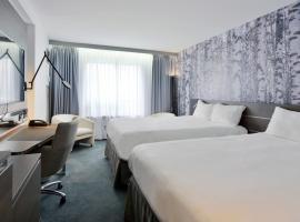 渥太华诺福特酒店