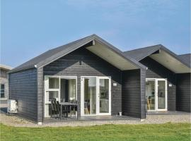 Two-Bedroom Holiday home Ringkøbing 04
